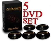 get Mystery's Archive: 5 DVD box set