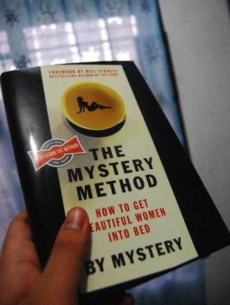 Mystery pua books